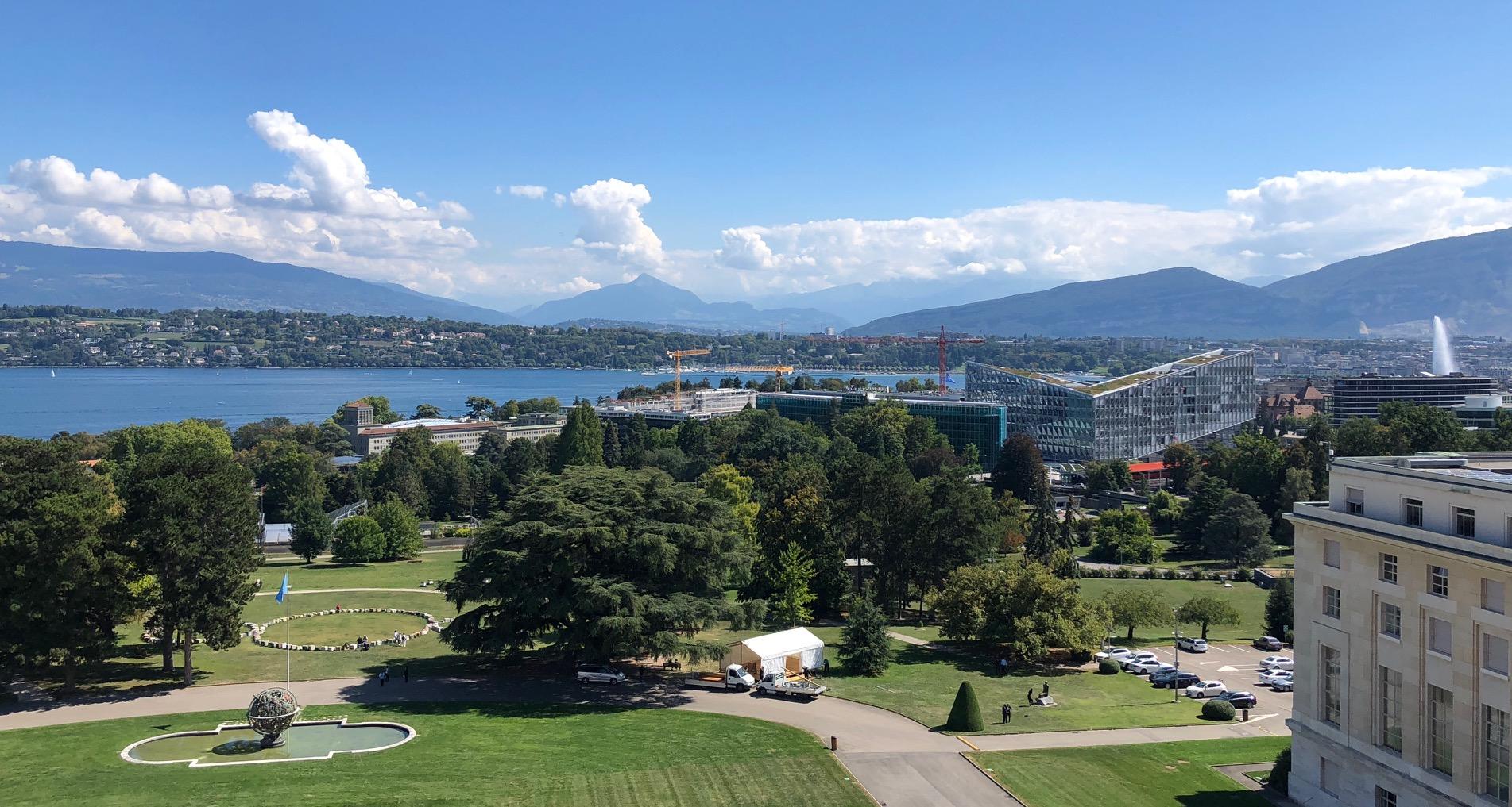 UN Geneva, OM Intervention — 10 September 2018